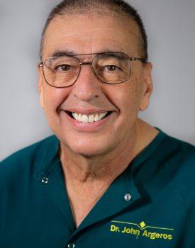 Dentist John Argeros