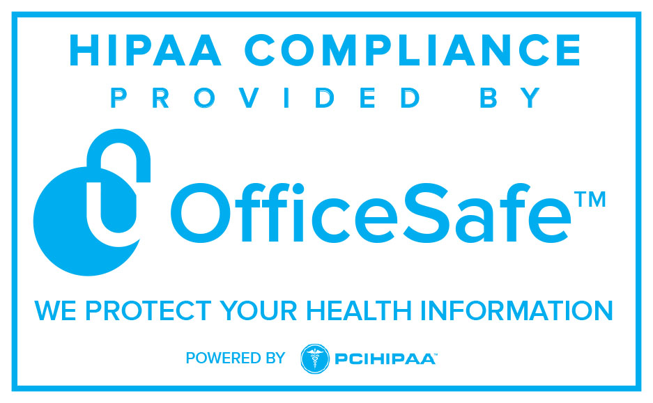 Certified HIPAA Compliance Provided by PCIHIPAA